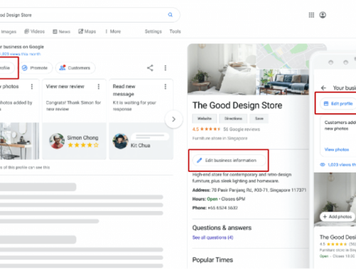 Google Makes it Easier to Update Your Business Page